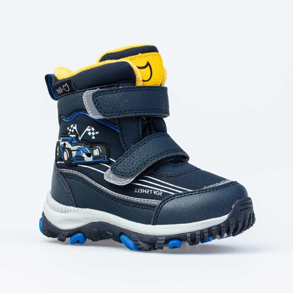 Мембранная обувь для мальчиков Котофей 254988-42 р.26