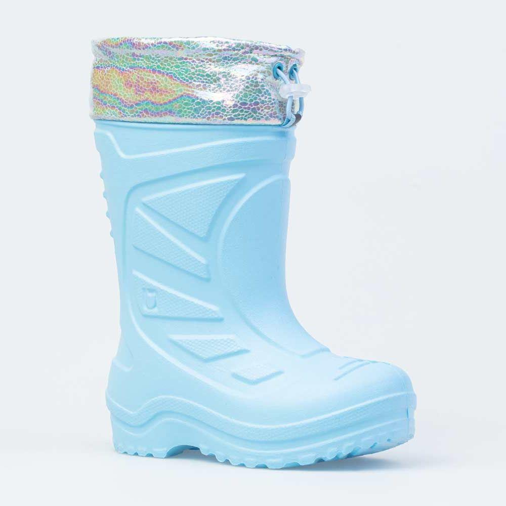 Купить Резиновая обувь для девочек Котофей 365144-15 р.25,
