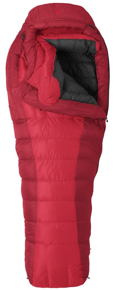 Спальный мешок Marmot CWM MemBrain Long, Real Red / Fire