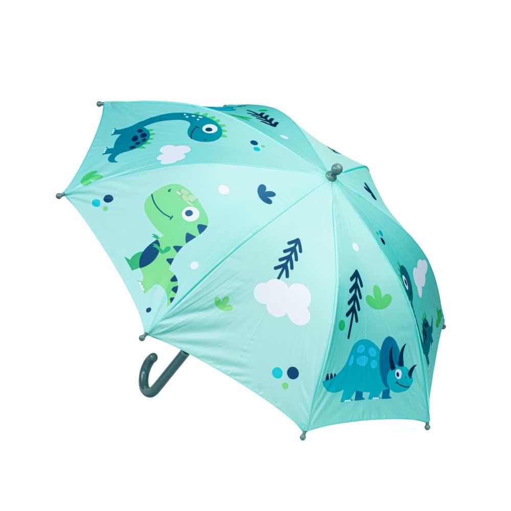 Зонт-трость Котофей цв. зеленый