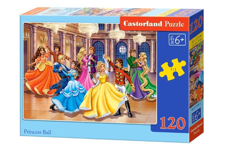 Купить Пазл-midi Принцесса, 120 элементов Castorland,