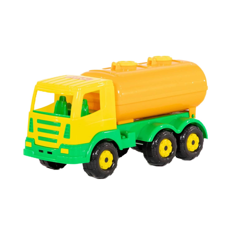 Игрушка Полесье Автомобиль с цистерной Престиж, арт. 62703