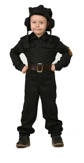 Купить Карнавальный костюм Танкист размер 110-56 Батик,