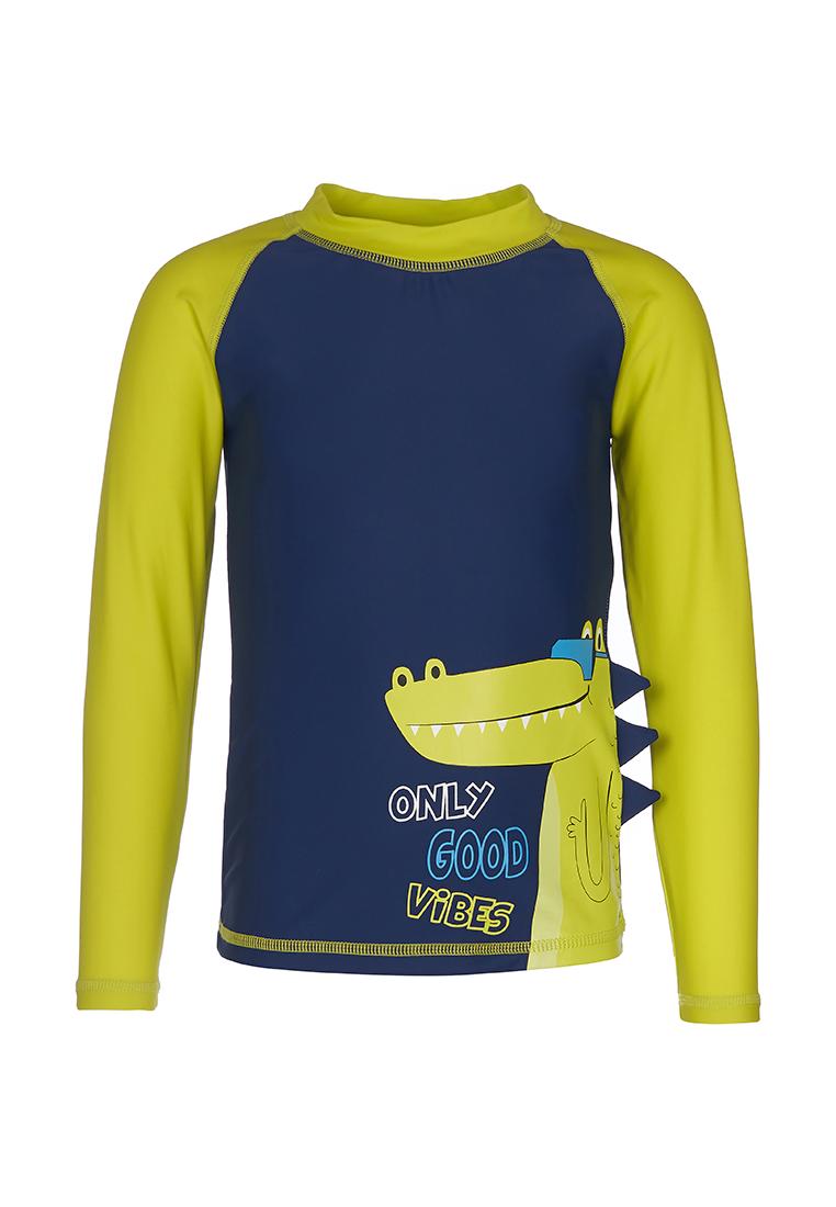 Джемпер купальный для мальчиков OLDOS, цв. синий,
