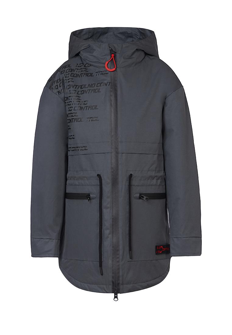 Куртка для мальчиков OLDOS, цв. серый,