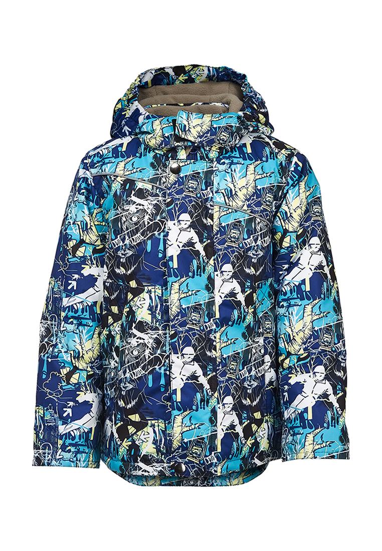 Куртка для мальчиков OLDOS, цв. синий,