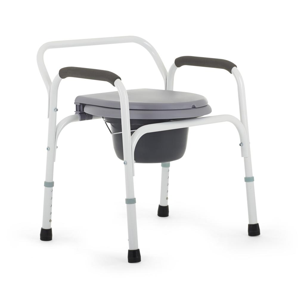 Купить Стул-туалет для пожилых (кресло с санитарным оснащением) Армед ФС810, Armed