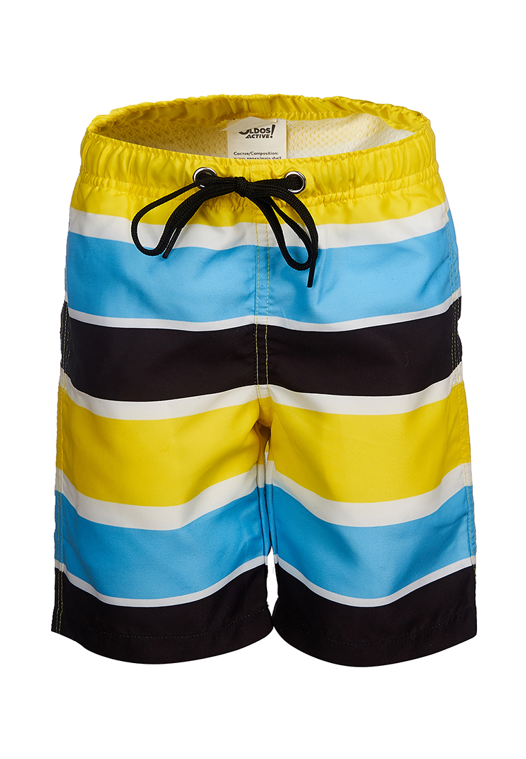 Шорты купальные для мальчиков OLDOS, цв. желтый,