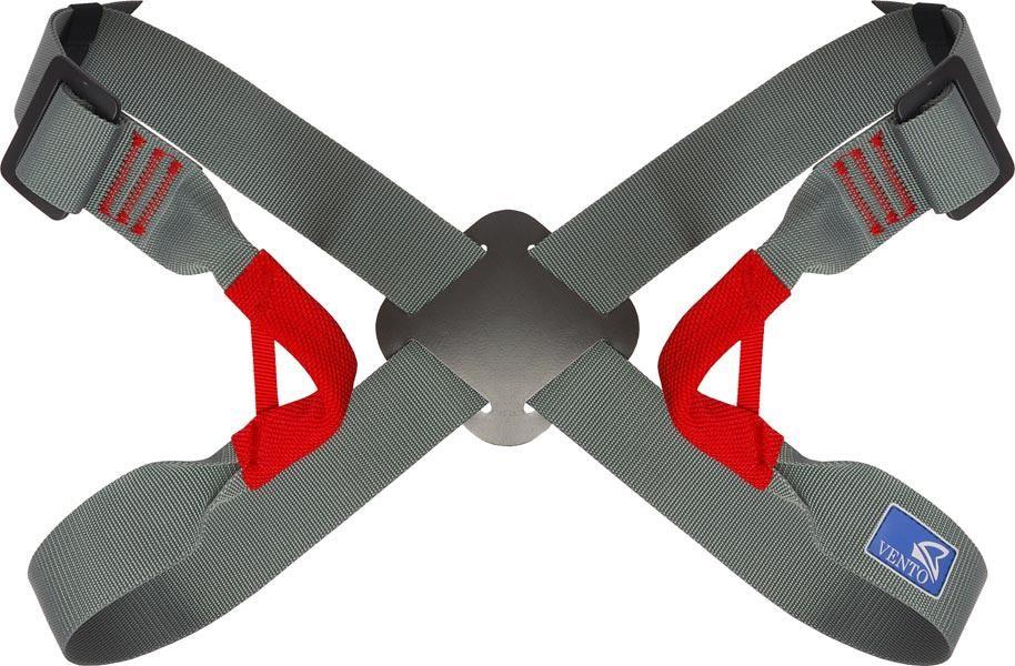 Обвязка грудная Бабочка регулируемая (vnt003) от Vento