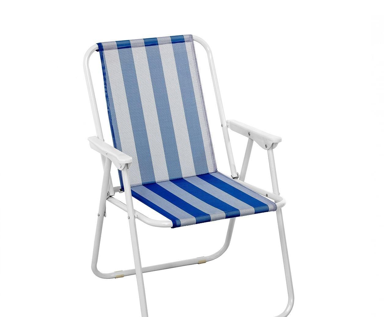 Кресло-шезлонг 46*52*76см (K15699)