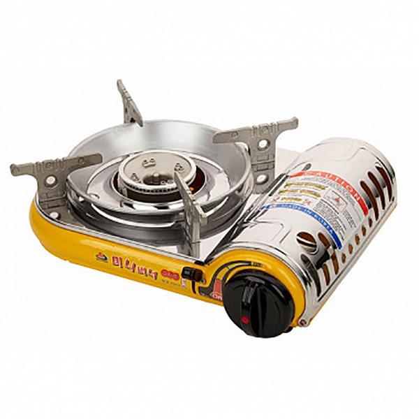 Плита газовая портативная FUGA с подогревом баллона (TS-440)