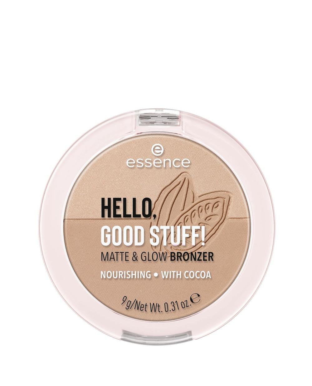 Бронзер essence, Hello, Good Stuff! 10 Cocoa