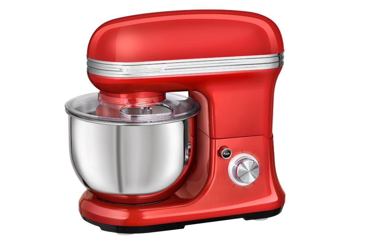 Миксер Profi Cook PC-KM 1197 Red