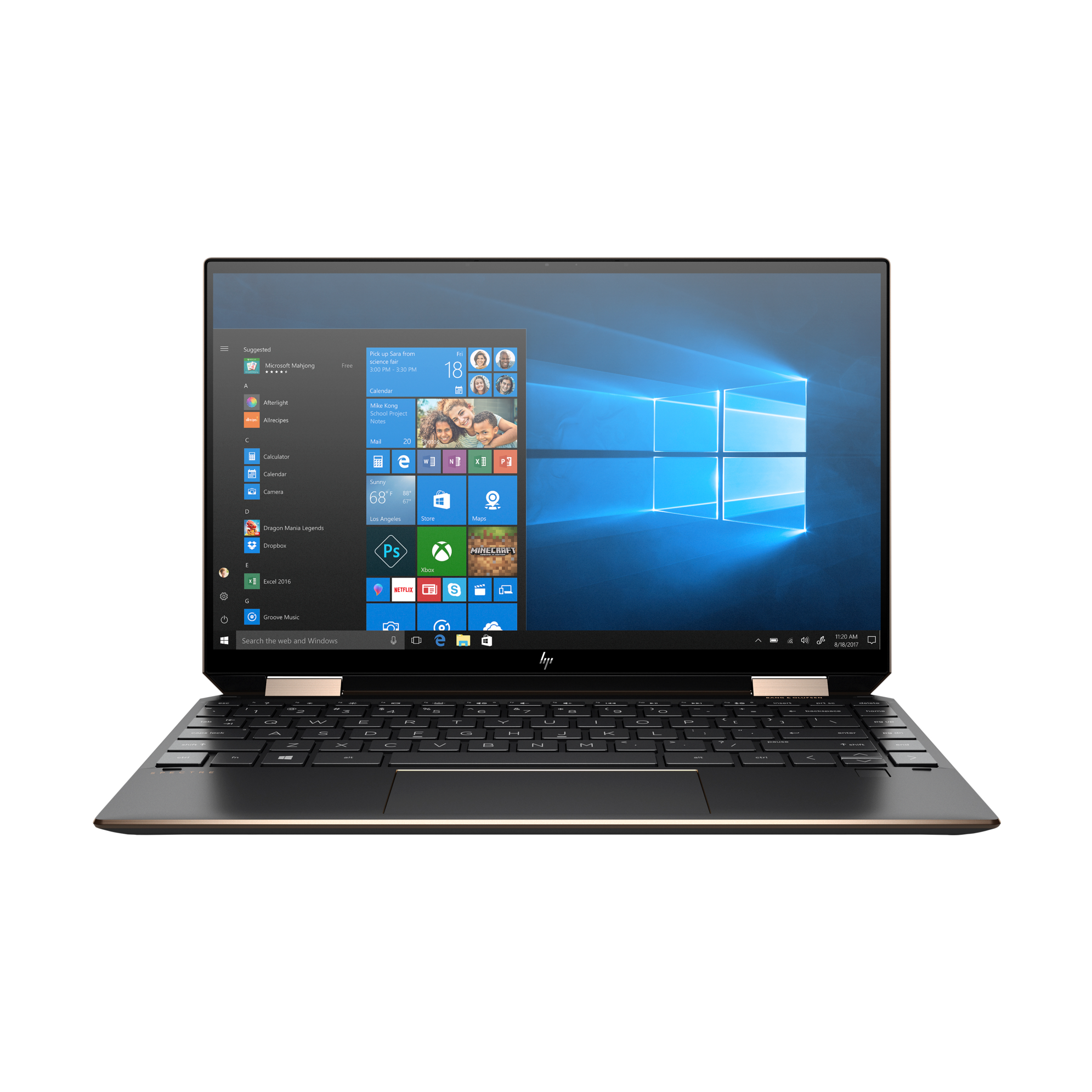 Ноутбук трансформер HP Spectre x360 13 aw2024ur