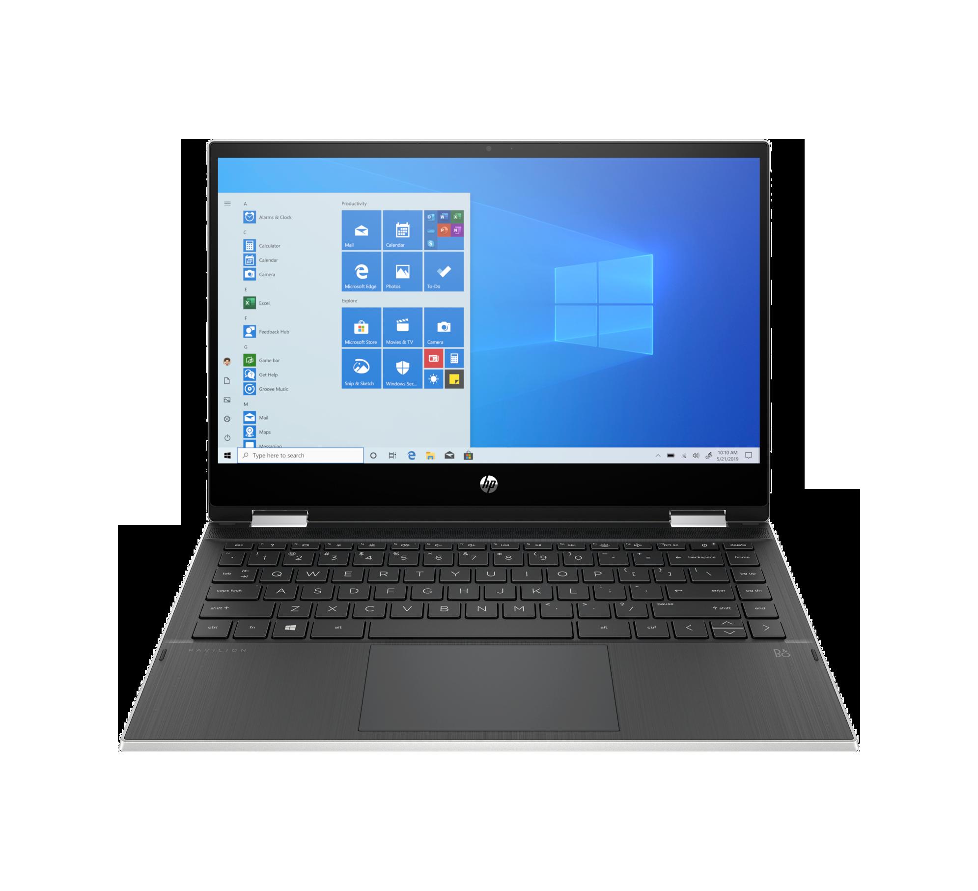 Ноутбук трансформер HP Pavilion x360 14 dw1006ur
