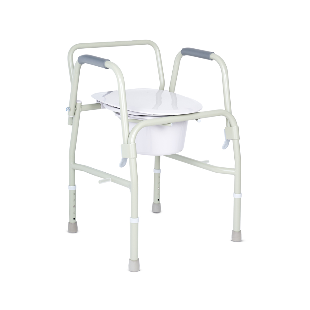 Купить Кресло-туалет с крышкой Армед Н020В, Armed