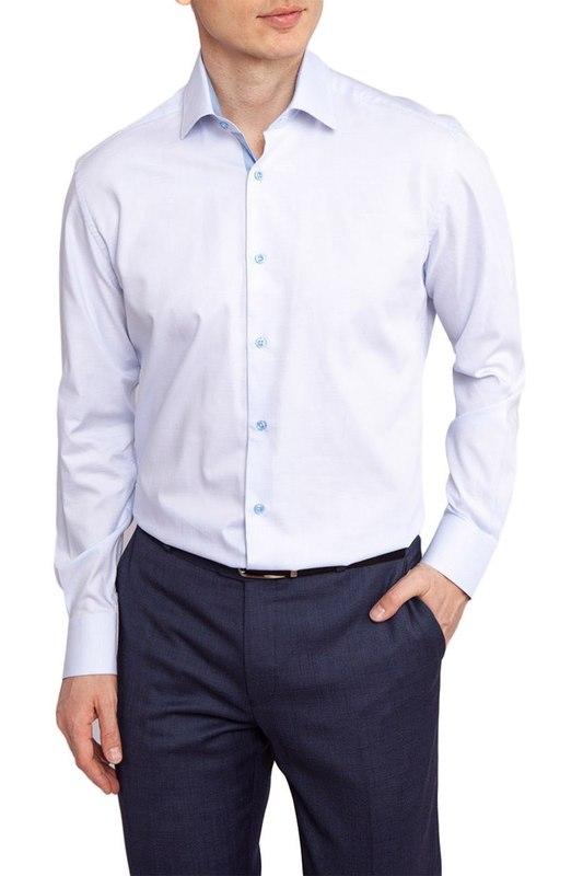 Рубашка мужская Kanzler 19S-SBL04RLSN/01-1 белая 54