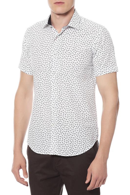 Рубашка мужская Van Cliff 14839 белая 46