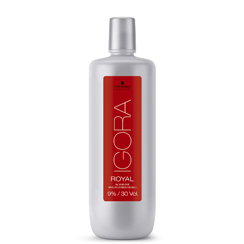 Купить Лосьон-окислитель Schwarzkopf Professional Igora Royal 9% 1000 мл