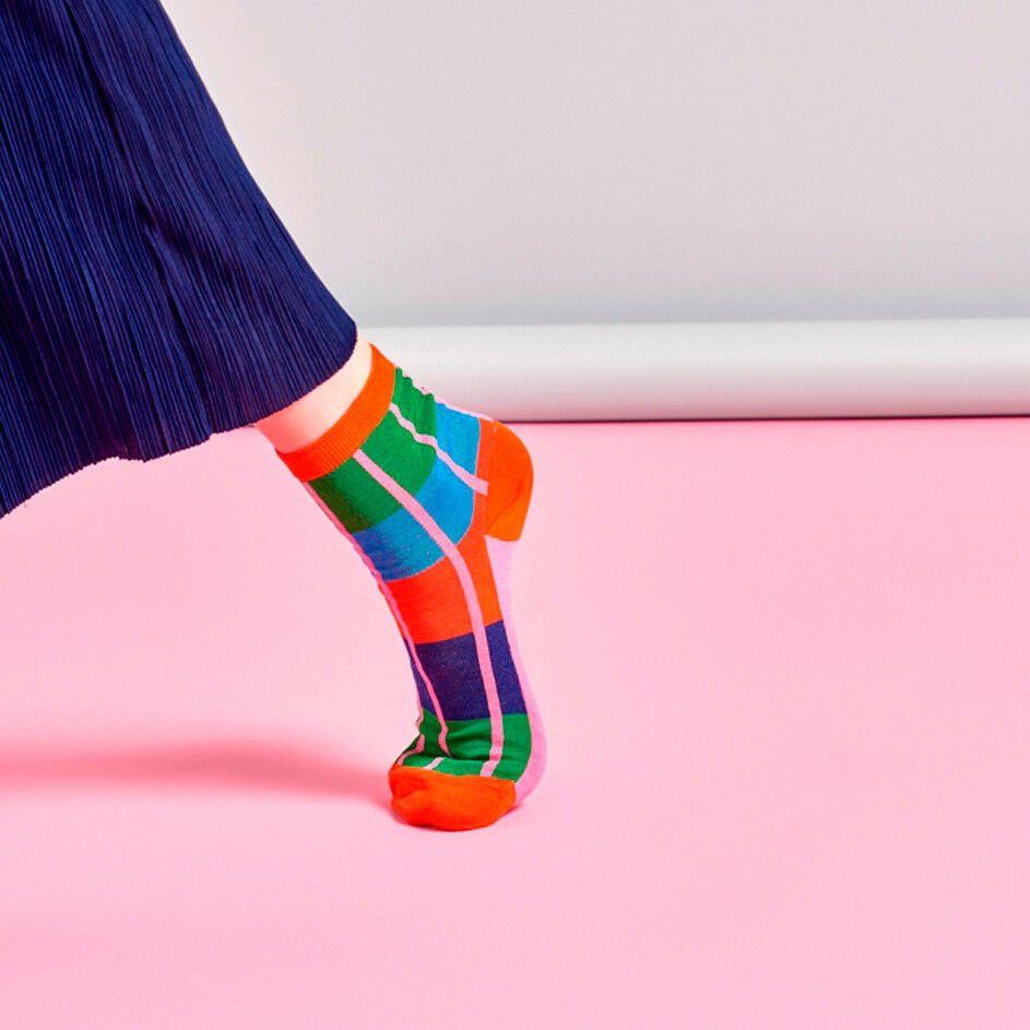 Носки женские Hysteria Hysteria_Simone разноцветные 36-41