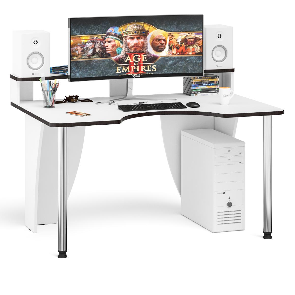 Стол геймерский Мебельный Двор СК2Н 1400