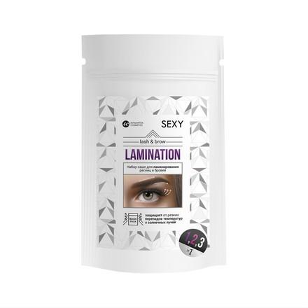 Покрытие для бровей Innovator Cosmetics Sexy Lamination