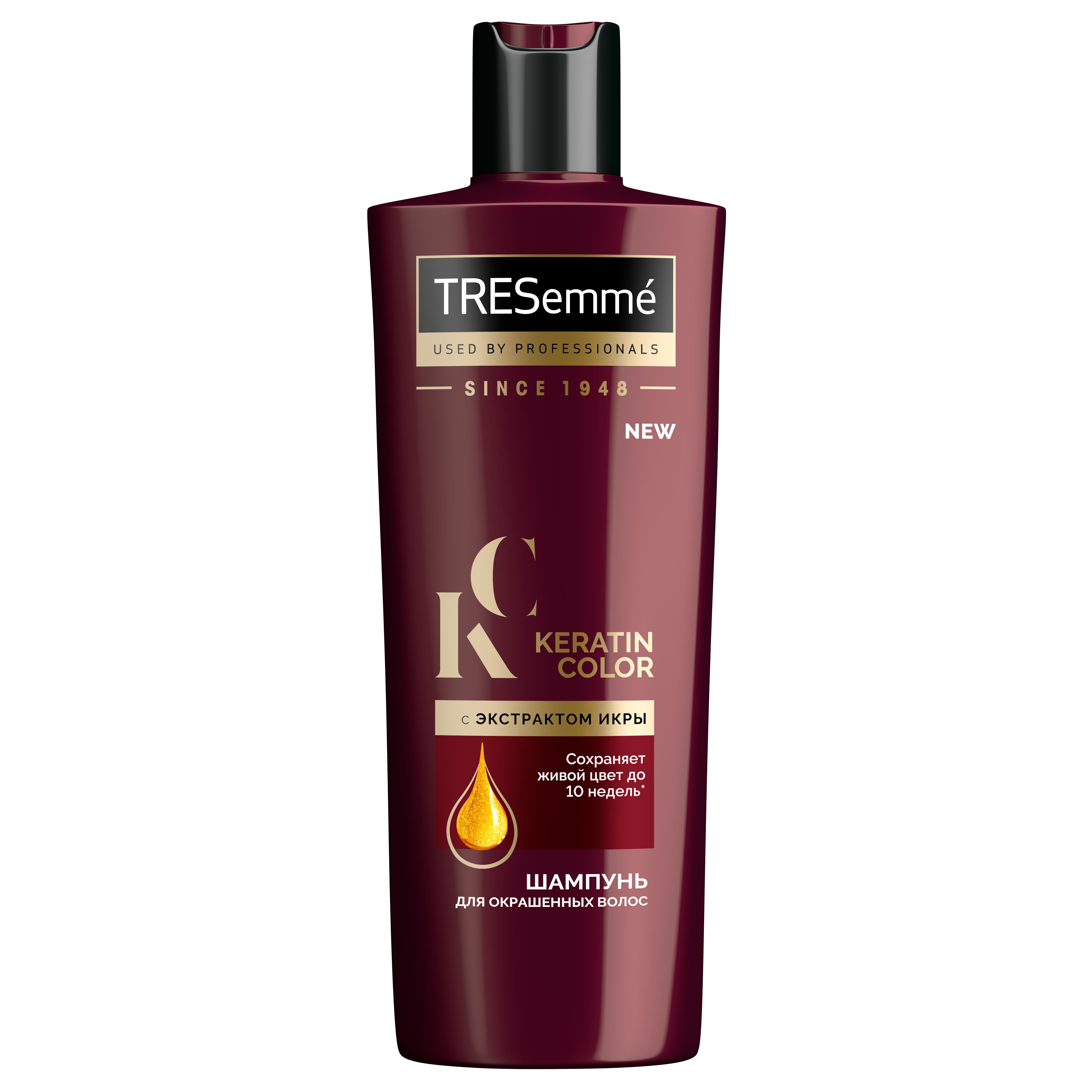 Купить Шампунь TRESemme Keratin Color для окрашенных волос 400 мл