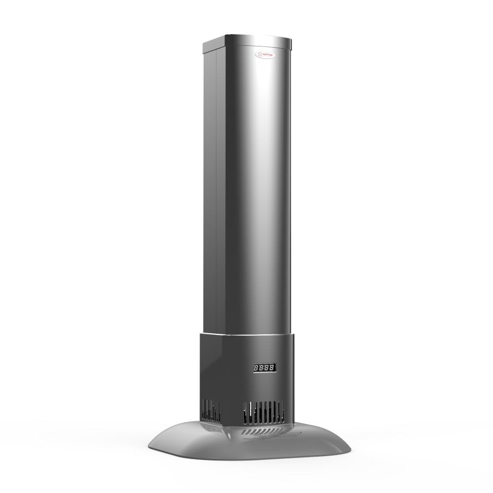 Купить Home M, Подставка Армед Home М для однолампового металлического рециркулятора (серебро), Armed