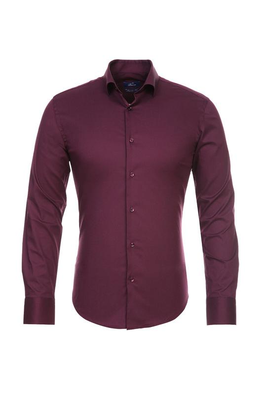 Рубашка мужская BAWER RZ2111072 фиолетовая 50