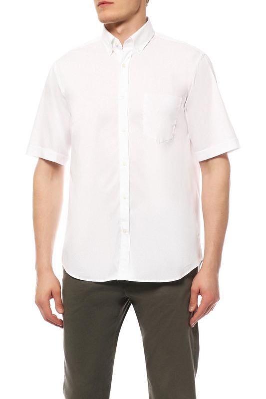 Рубашка мужская Paul & Shark P16P1553/010 белая 48