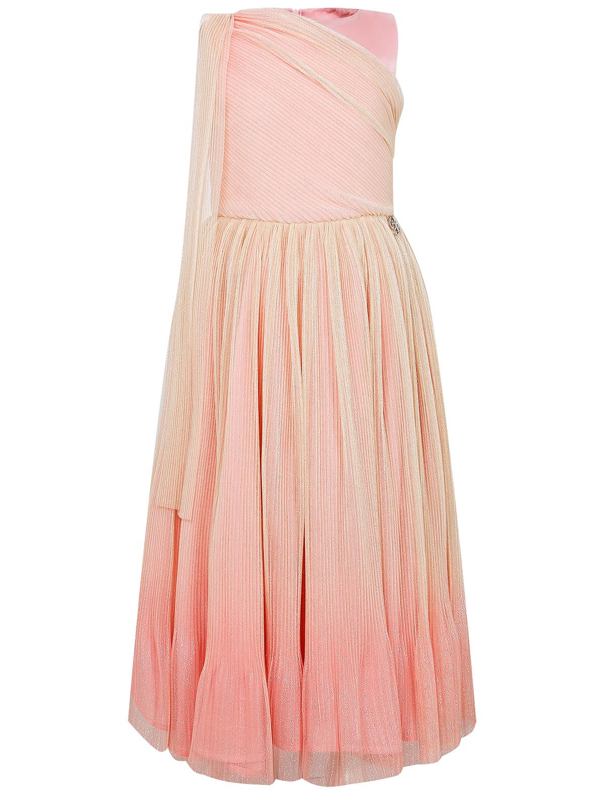 Платье Miss Blumarine цв. розовый, р. 140