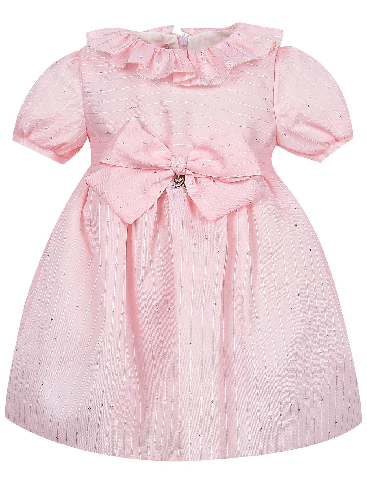 Платье Miss Blumarine цв. розовый, р. 92