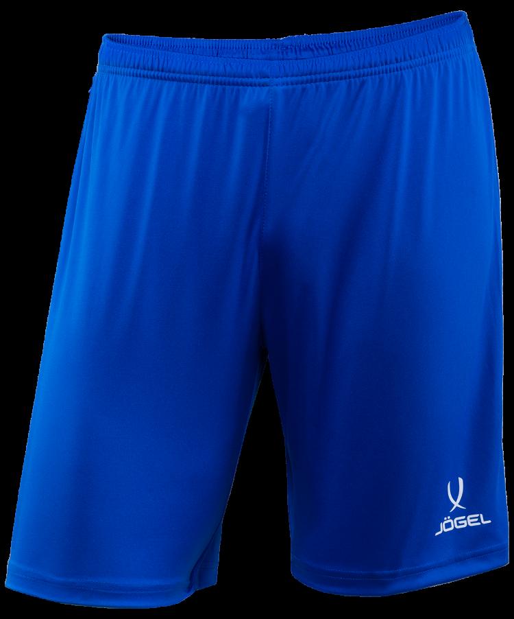 Купить Шорты футбольные детские Jögel CAMP JFS-1120-071-K синий/белый, р. 122, Jogel,