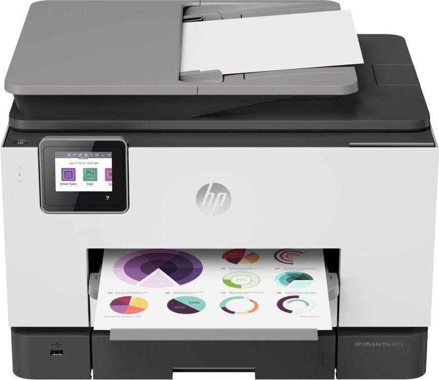 Струйное МФУ HP OfficeJet Pro 9023 (1MR70B)