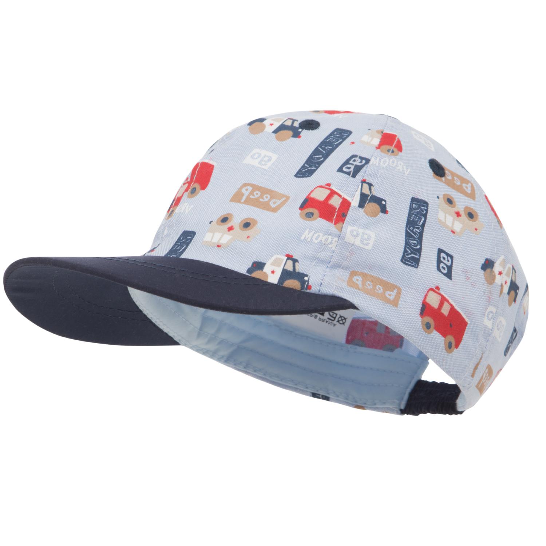 Купить GL001201982, Бейсболка Magrof мультиколор р.,