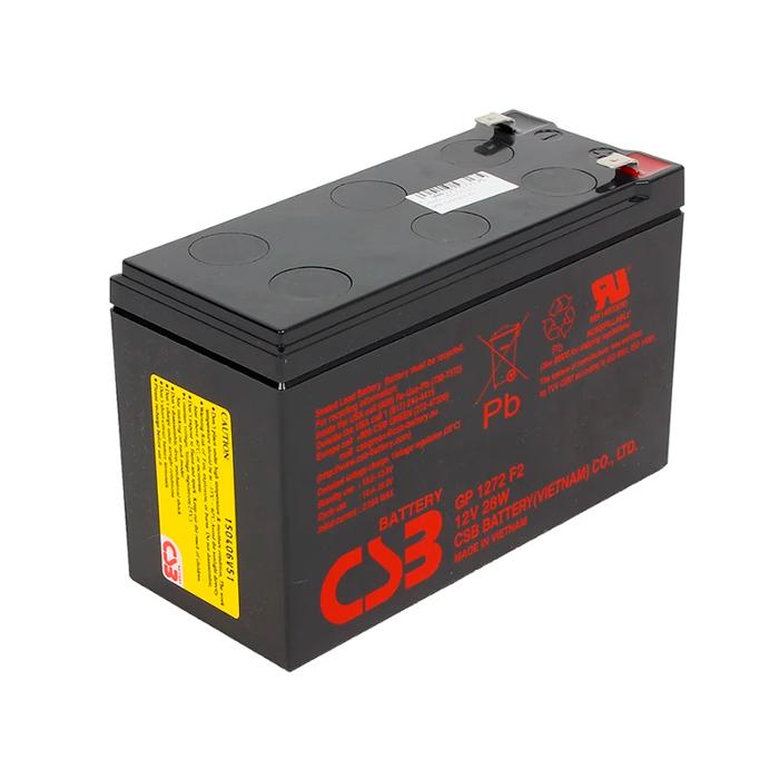 Аккумулятор для ИБП CSB GP1272 698900