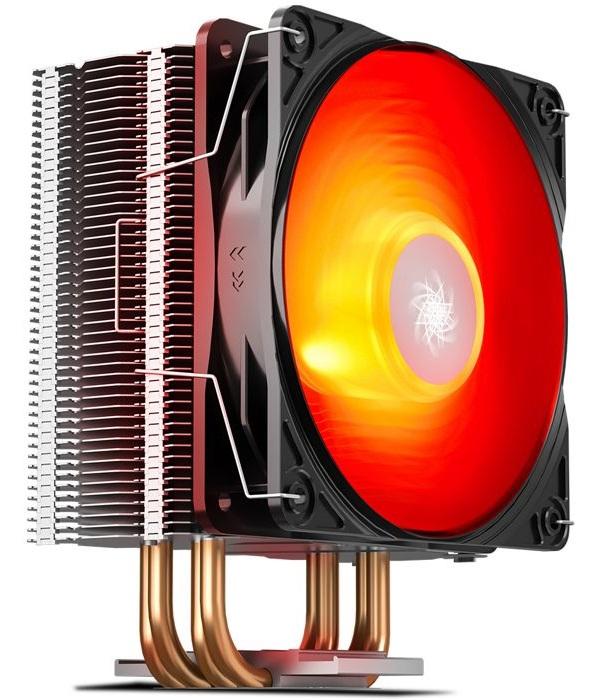 Кулер Deepcool GAMMAXX 400 V2 Red GAMMAXX400V2RED