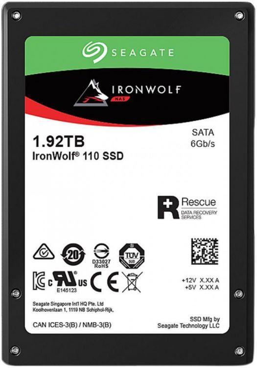 Внутренний SSD накопитель Seagate ZA1920NM10011 IronWolf