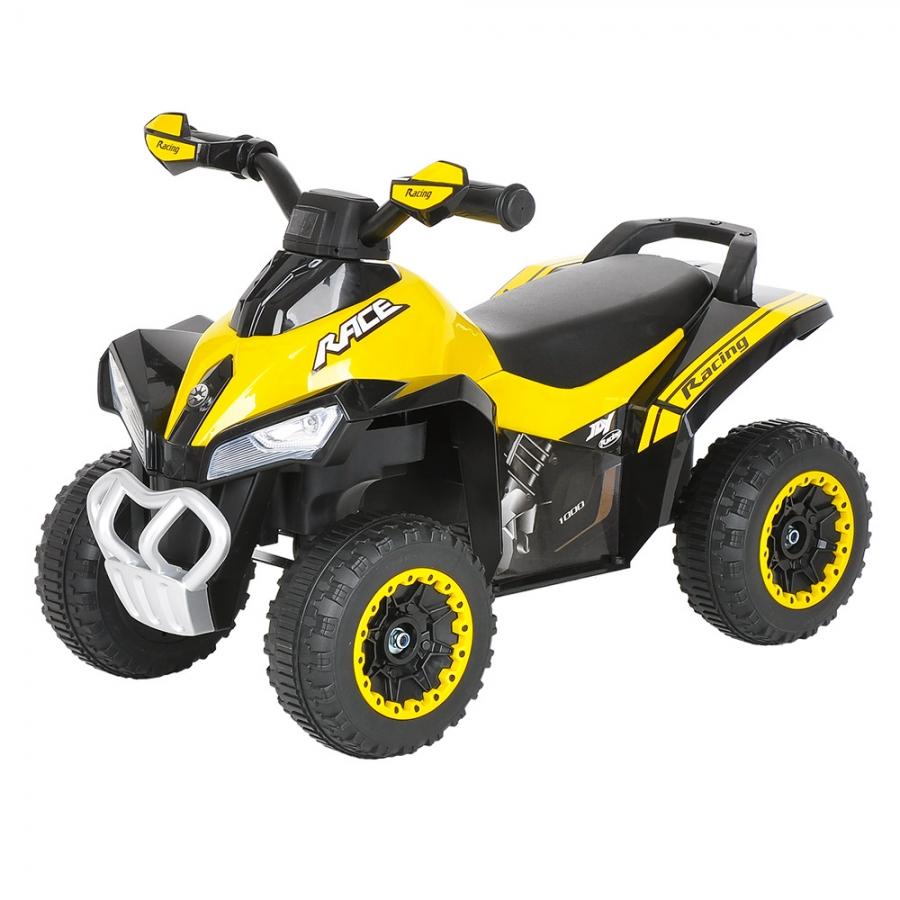 Каталка Pituso Квадроцикл Yellow