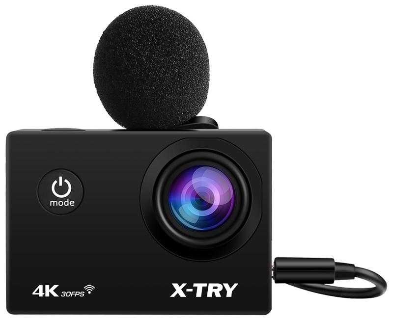 Видеокамера экшн X TRY XTC195 EMR
