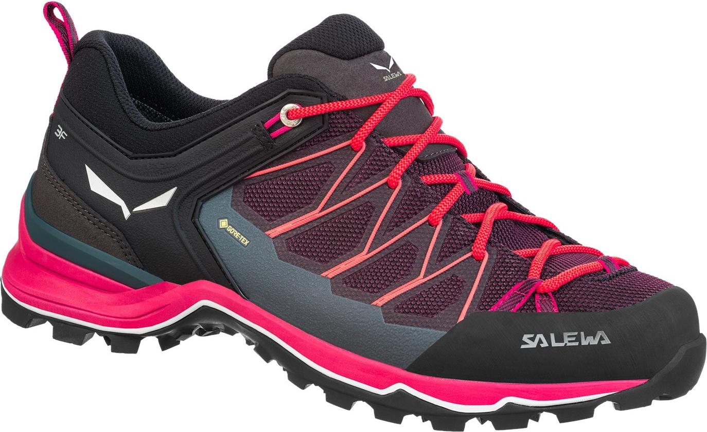 Ботинки Salewa Mtn Trainer Lite Gore-Tex Women's, розовые/серые, 6.5 UK
