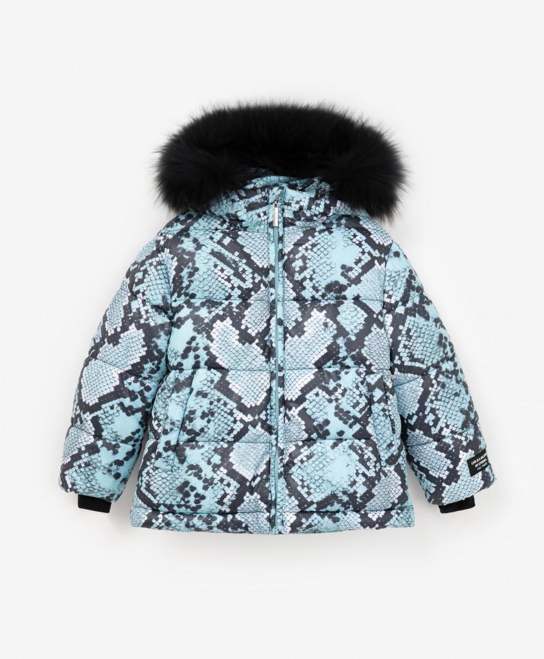 Купить Куртка детская Gulliver 22101GMC4101 мультицвет р. 128,