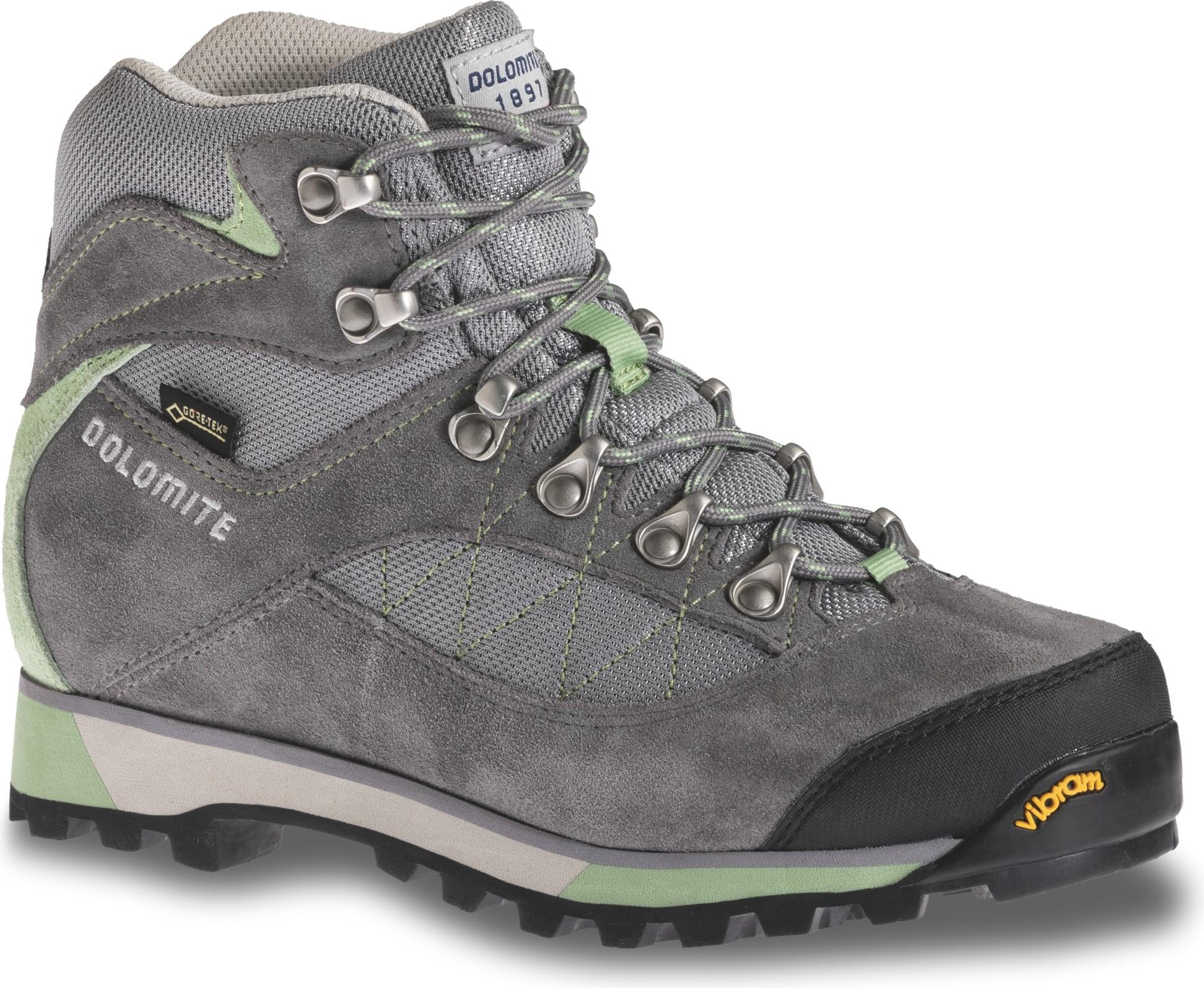 Ботинки Dolomite Zernez Gtx W's, iro g/mnt gr, 6 UK