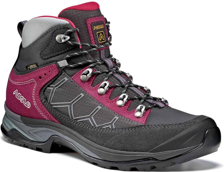 Ботинки Asolo Falcon Gv, graphite/graphite, 6.5 UK