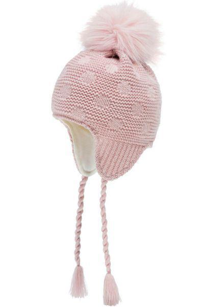 Купить 1945741573/2720, Шапка для девочек Doell розовый 53,