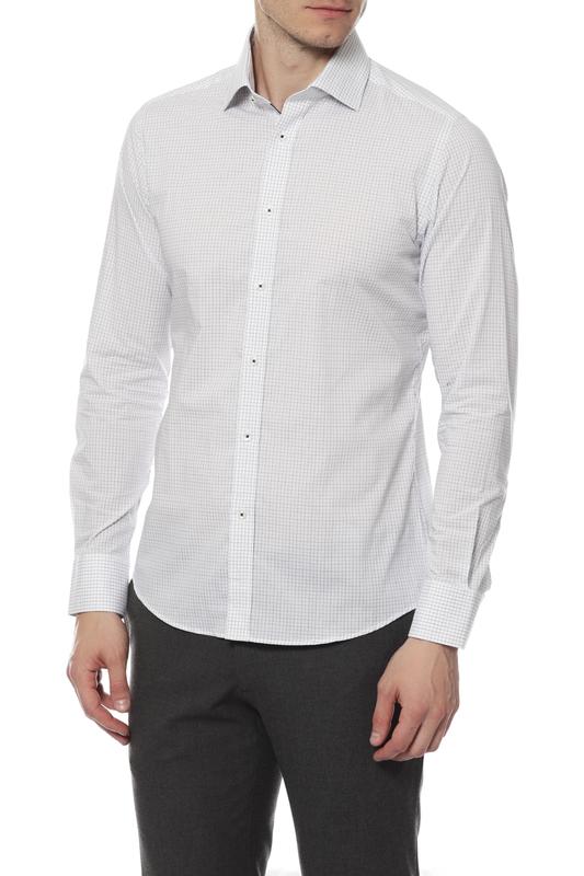 Рубашка мужская MONDIGO 420854 белая 50