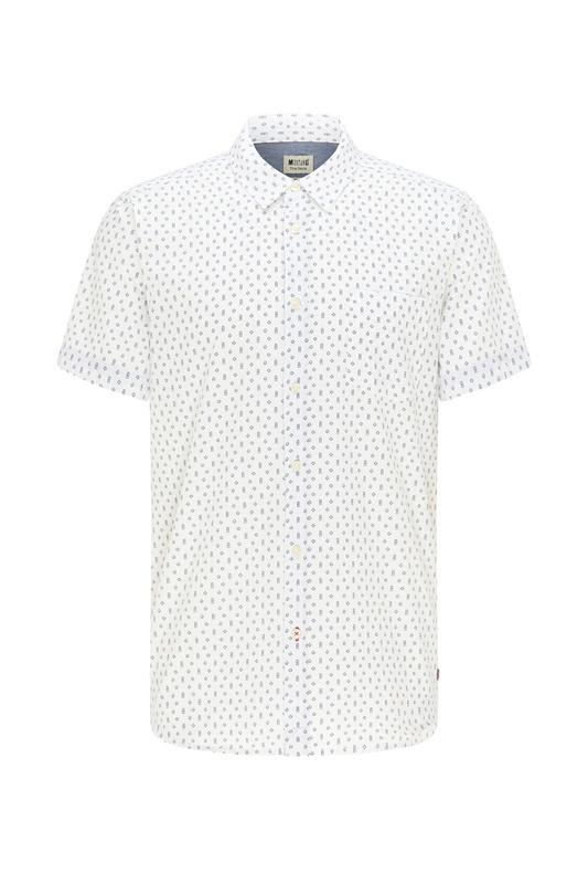 Рубашка мужская Mustang 1011056-12040 белая 48