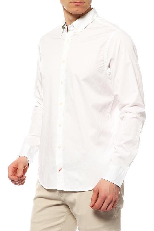 Рубашка мужская Tommy Hilfiger 887828352 белая 50