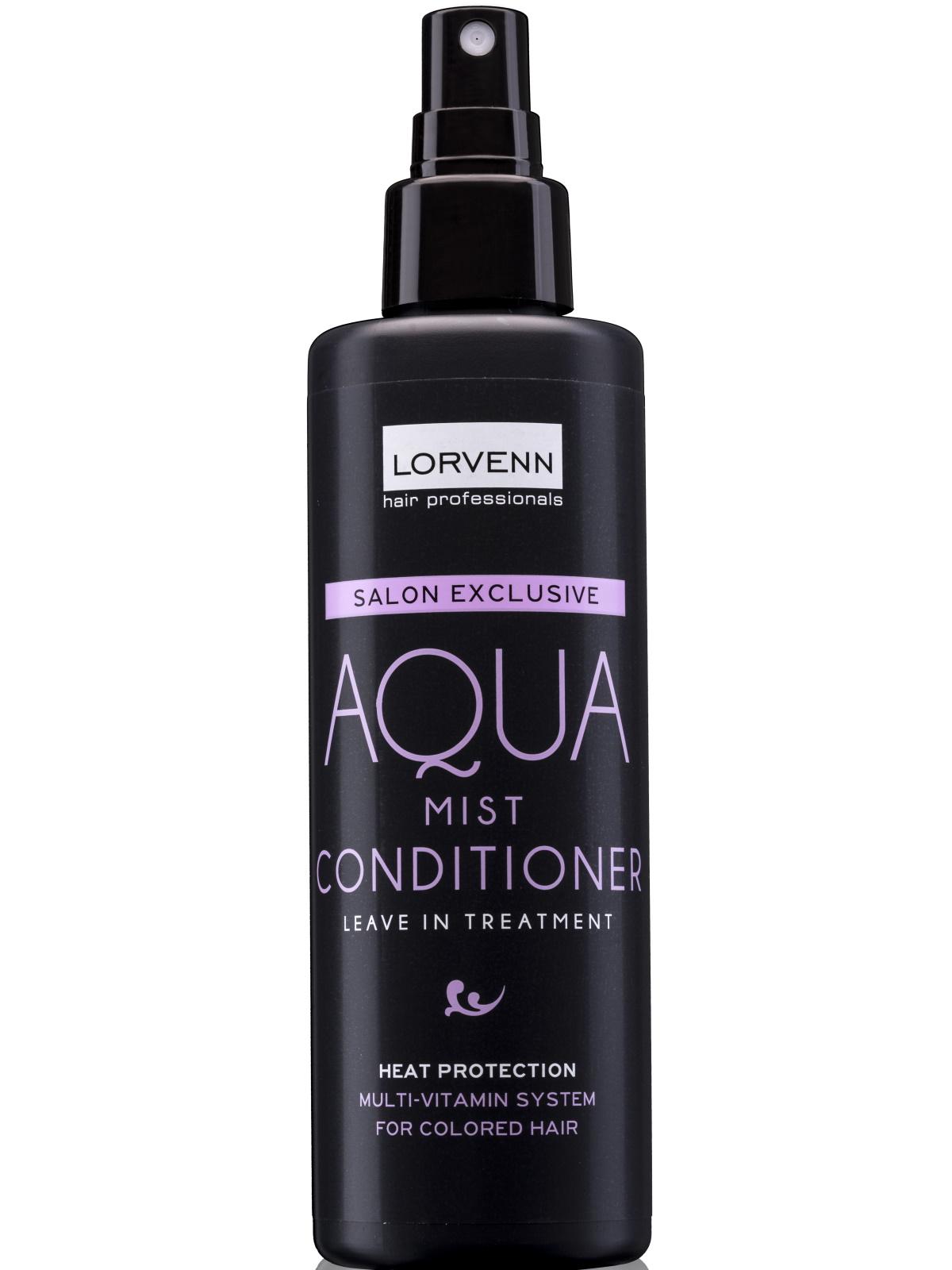 Купить Вода-спрей для ухода за волосами LORVENN HAIR PROFESSIONALS кондиционирующая 200 мл