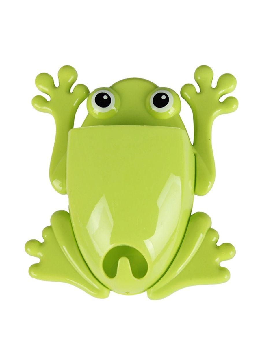 Органайзер для ванной Лягушка (Цвет: Салатовый